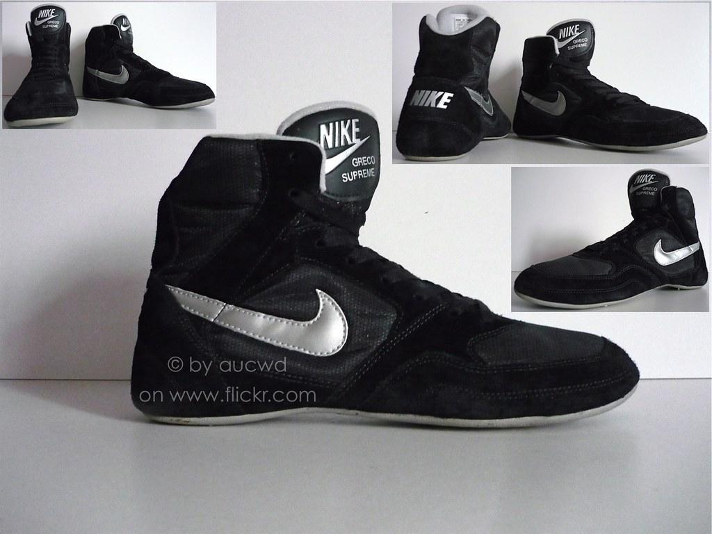 Mens Nike Greco Wrestling Shoes