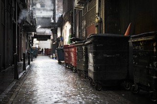 City Dumpsters | by stephen cosh