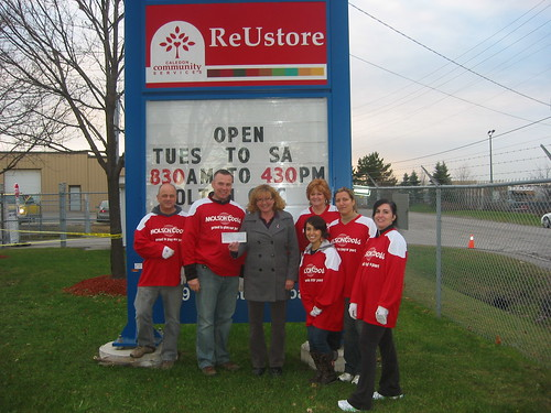 Caledon Re-Use Store | by Molson Coors Canada