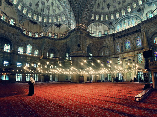 The Magic of the Blue Mosque | by Slavin@ (back)