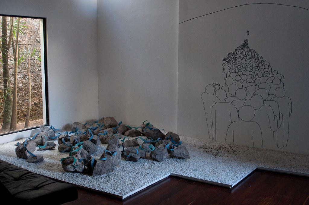 Charming Indoor Rock Garden | Basically, Everything In Robertou0027s Housu2026 |  Redteam | Flickr