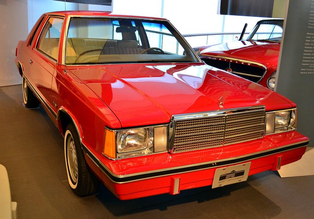 "1984 Dodge Aries ""K-car""   scott597   Flickr"