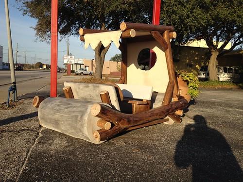 Fred Flintstone Car For Sale