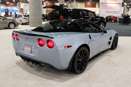 Chevrolet Corvette ZR1 | by Monkey Wrench Media