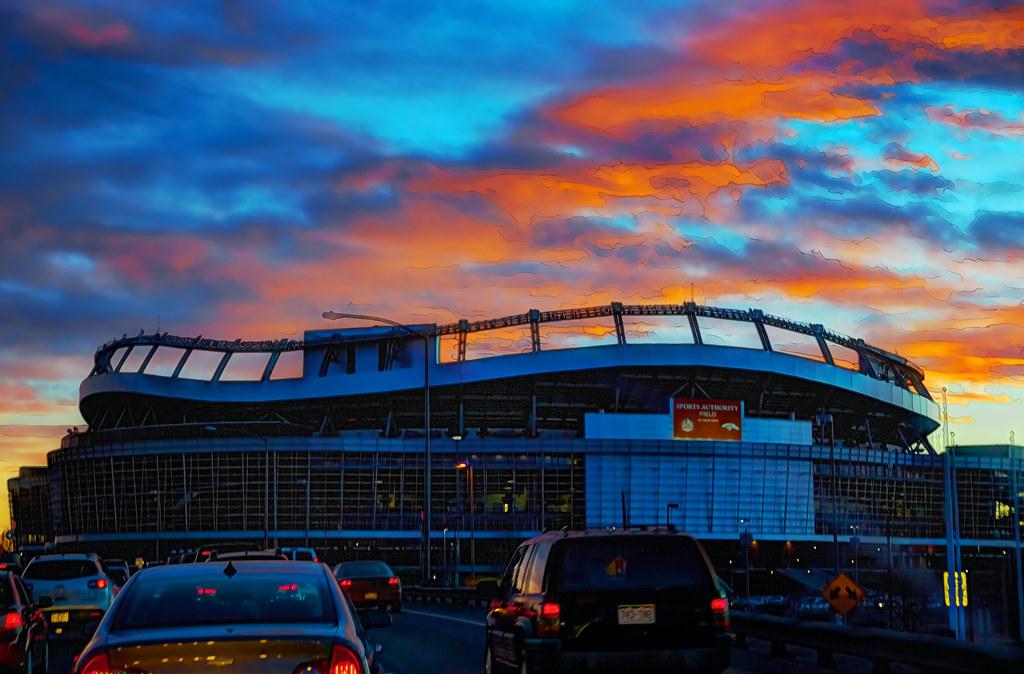 Mile High Stadium Sam Cox Flickr