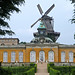 The Windmill and the New Chambers, Palace Sanssousi, Potsdam, Germany