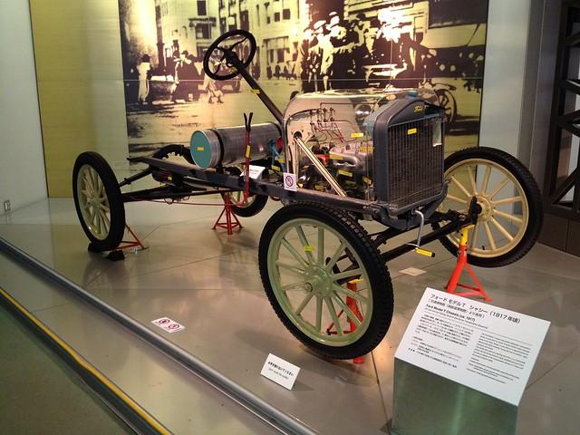 Ford Model T Chassis : Ford model t chassis circa explore kemeko s