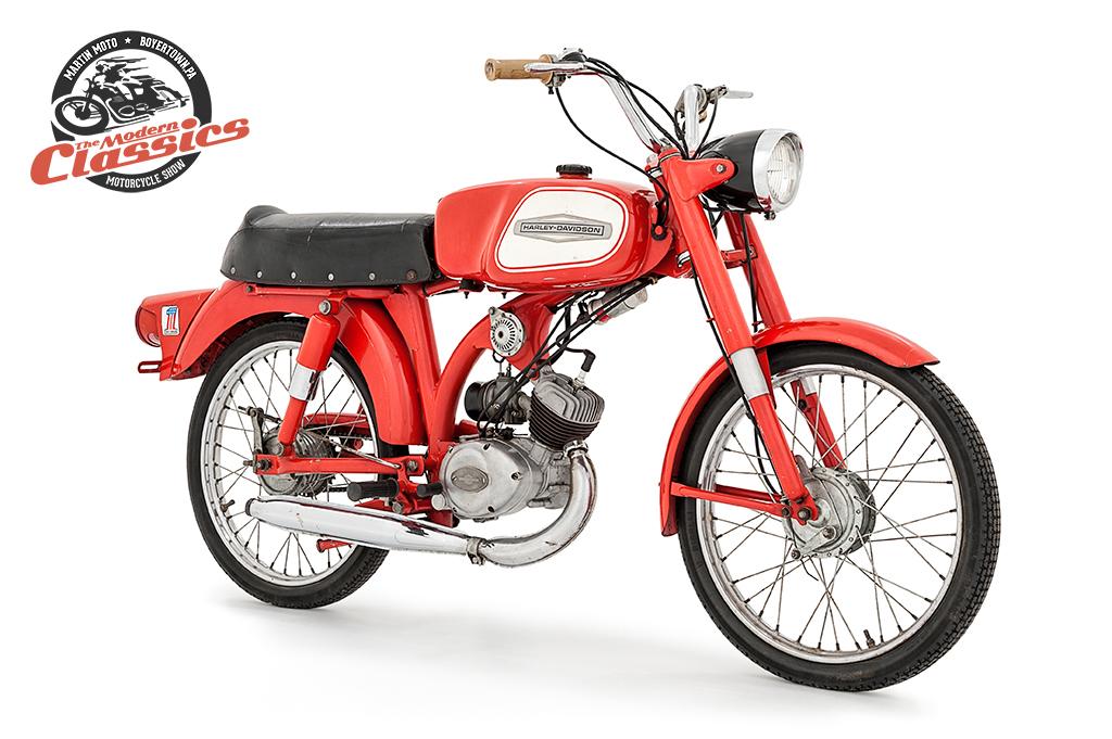 1966 Harley-Davidson M50 S | Flickr - Photo Sharing!