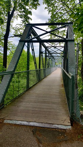 Willimantic Footbridge