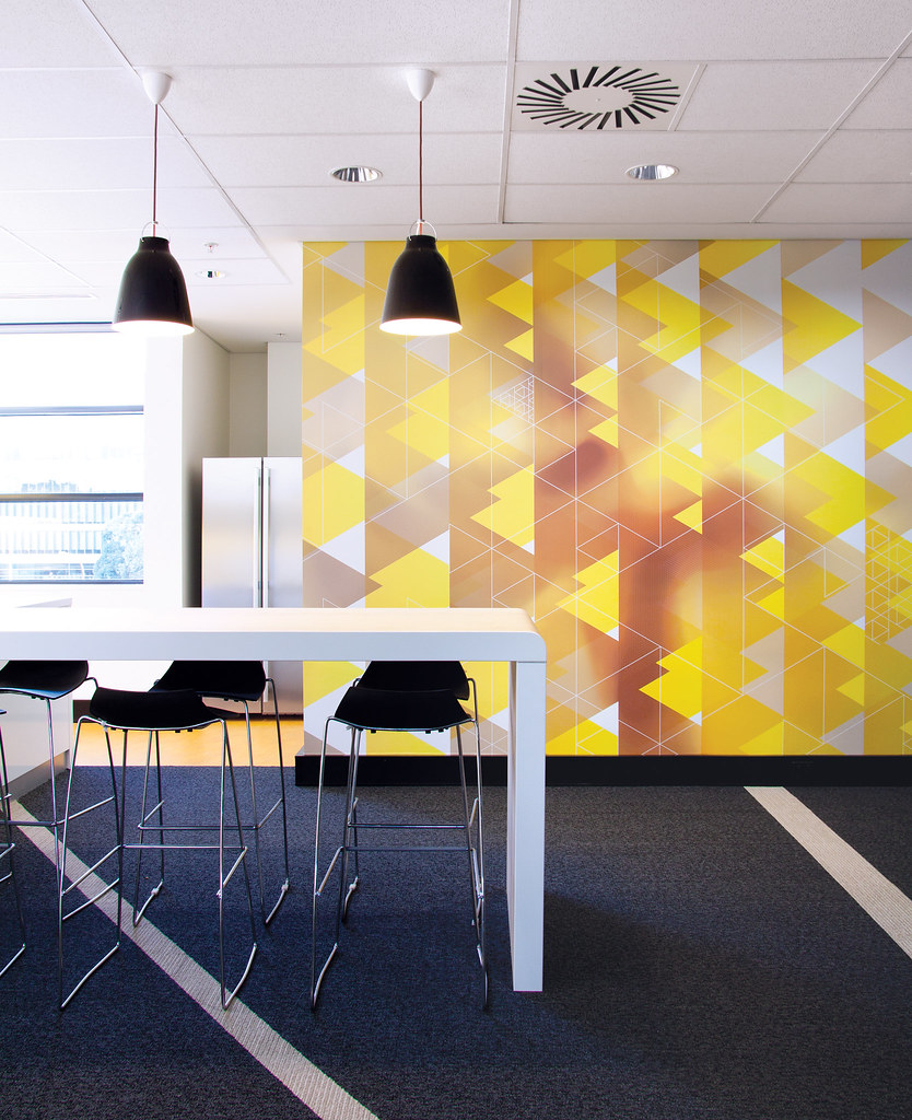 3m branded environment there design flickr for Good design office
