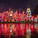 "Disneyland - ""it's a small world"" holiday"