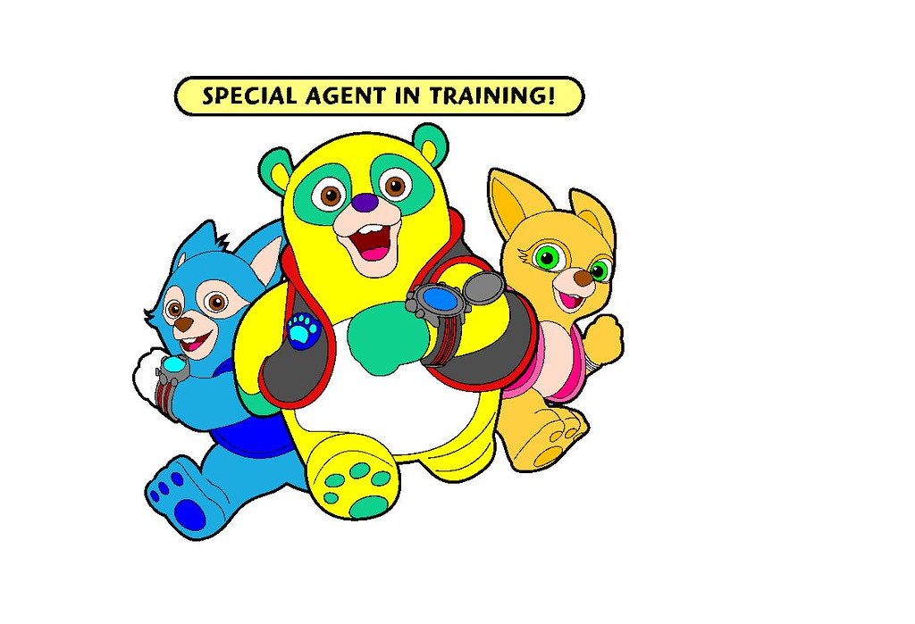 Special Agent Oso- Age...