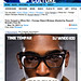 Press: Movie Geeks Interview With Russell Brand Is Hosts Tinie Tempah's Mixtape