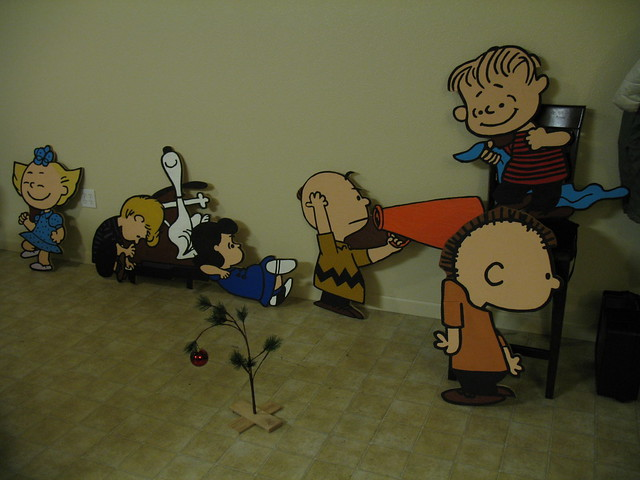 charlie brown christmas decorations - Charlie Brown Christmas Decorations