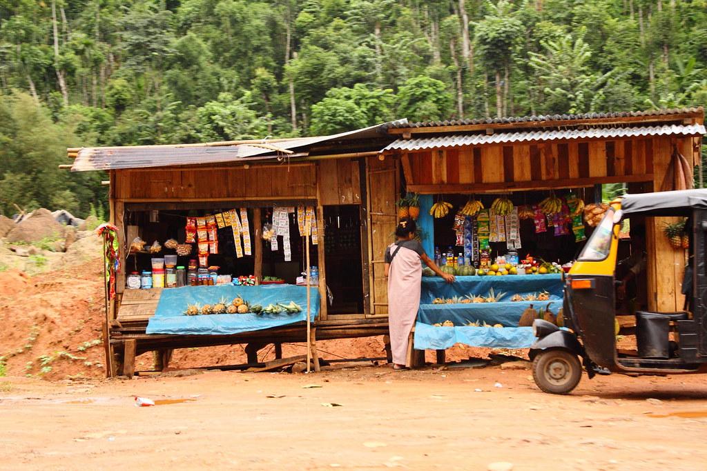 0621 Guwahati To Shillong, India  The Road From Guwahati -3678