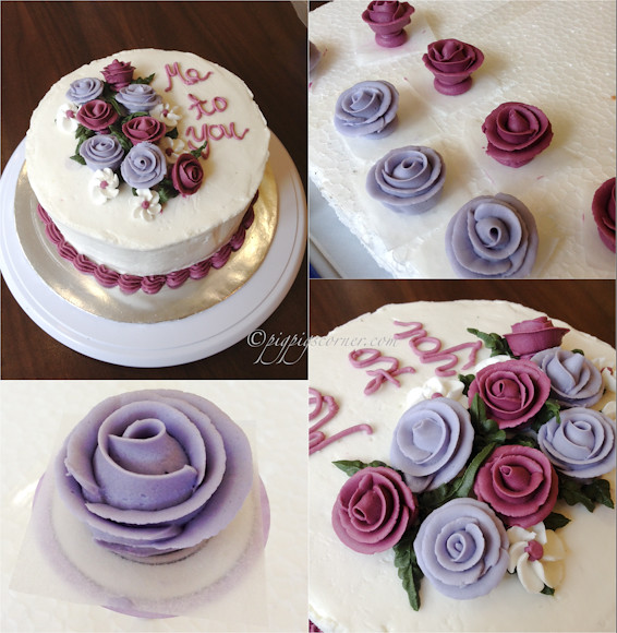 Cake Decorating Course Albury Wodonga : Wilton Method of Cake Decorating Course 1 Final Class Flickr