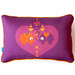 Elephants in Love Pillow Front