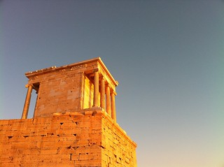 Temple of Athena Nike, Acropolis | by Stefan Geens