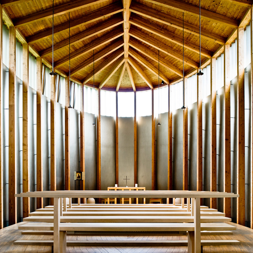 Saint Benedict Chapel No 02 Samuel Ludwig Flickr