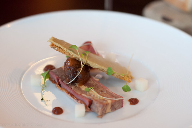 Michelin Star Restaurants Salisbury