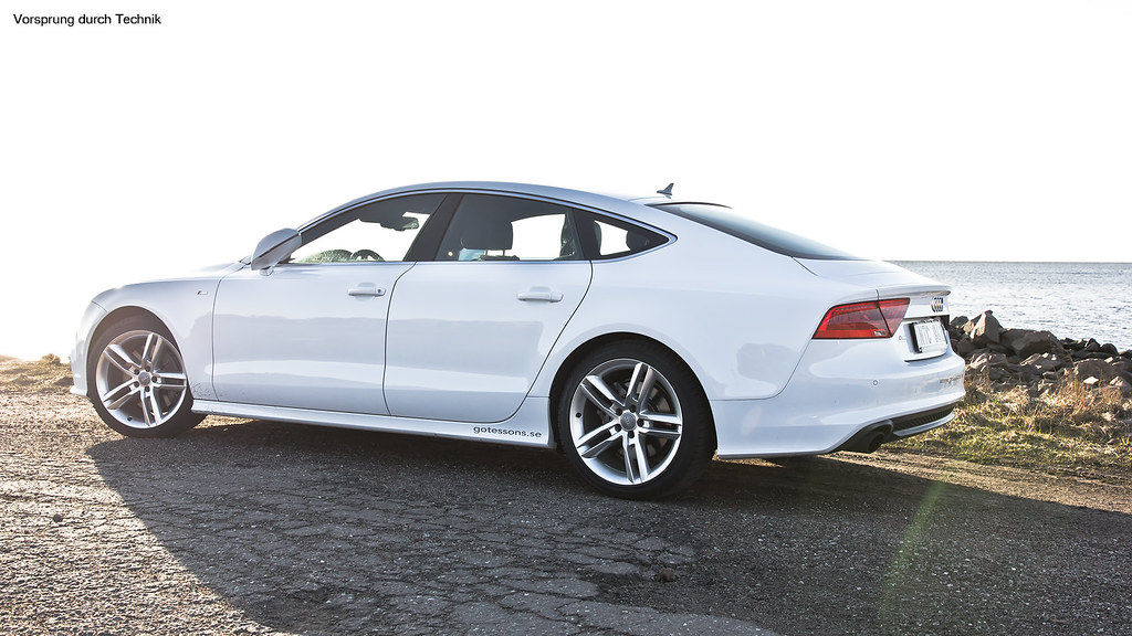 audi a7 s line i spotted this beautiful audi a7. Black Bedroom Furniture Sets. Home Design Ideas