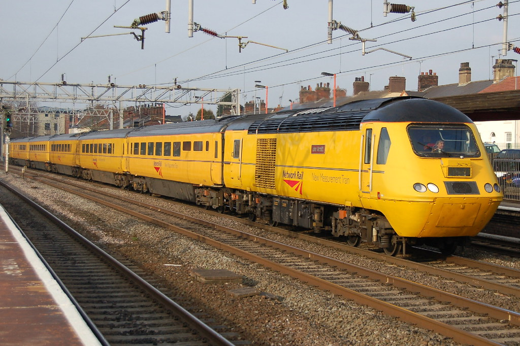 Network Rail Class 43 43062 & 43013 - Stafford | Network ...