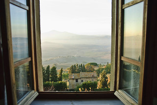 Pienza Hotel View 2 | by J. Richards Photography