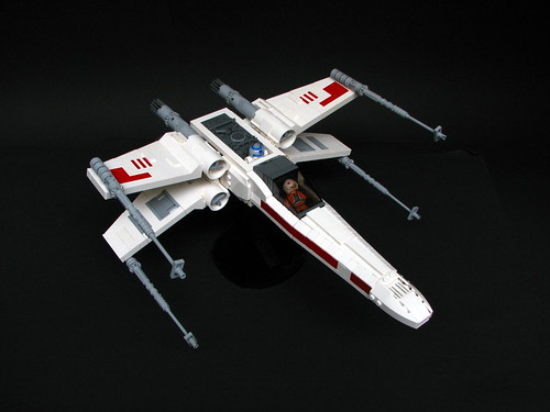 X-Wing | by - 2x4 -
