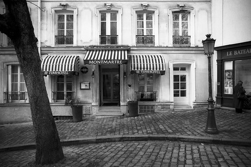 Hotel Tim, Montmartre | by philip-brown