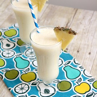 Pina Colada Smoothie | by Tracey's Culinary Adventures