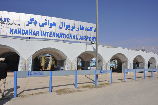 Aeropuerto de Kandahar (aeropuerto internacional de Kandahar) .1