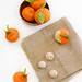 clementine dessert balls