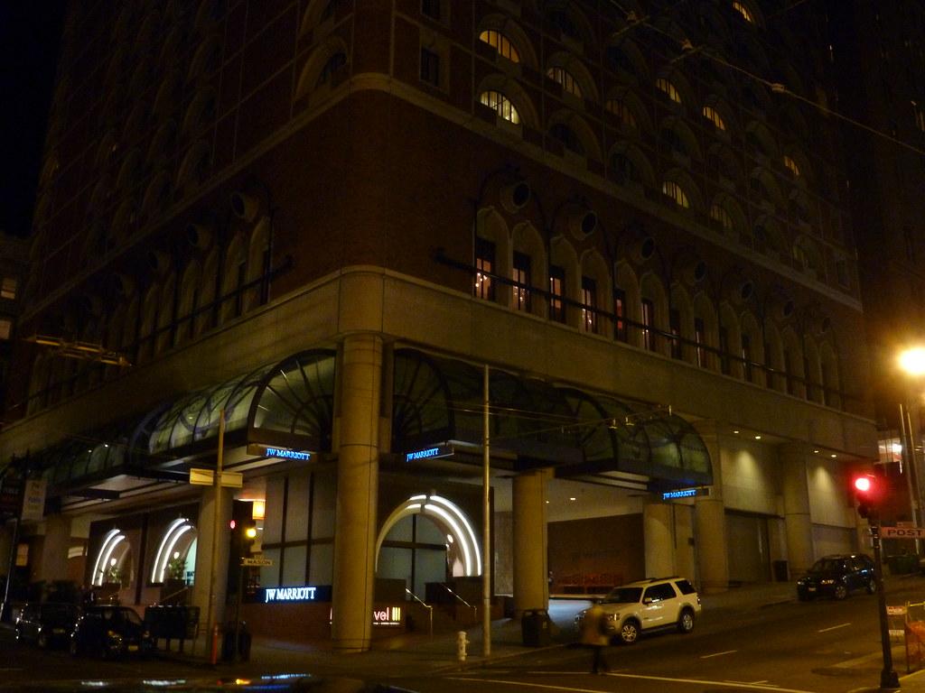 Pan Pacific Hotel San Francisco
