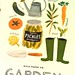 Garden Wall Calendar from Rifle Paper