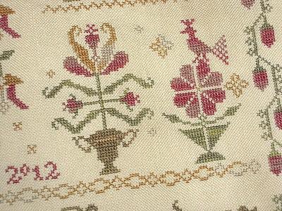 Christmas garden blackbird designs gio162 flickr for Blackbird designs english garden