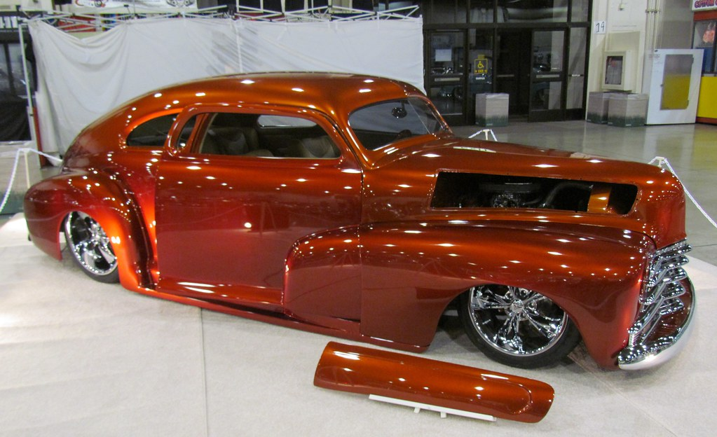 48 Chevrolet Fleetline Javier Dias Stockton Ca Flickr