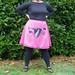 Uterus Skirt (in magenta)