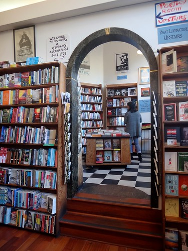 San Francisco book shop | by julesberry2001