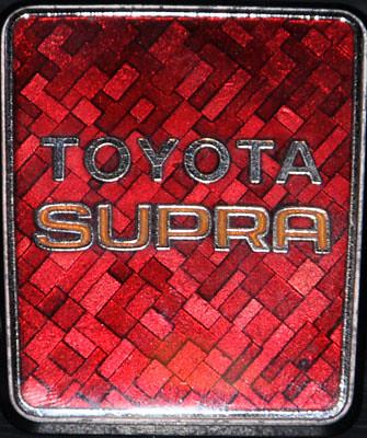 Mk3 Supra Emblem 171 Subconscious