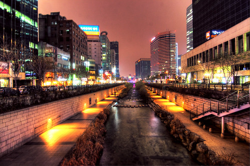 Seoul at Night | by Mohd Nurul Amin