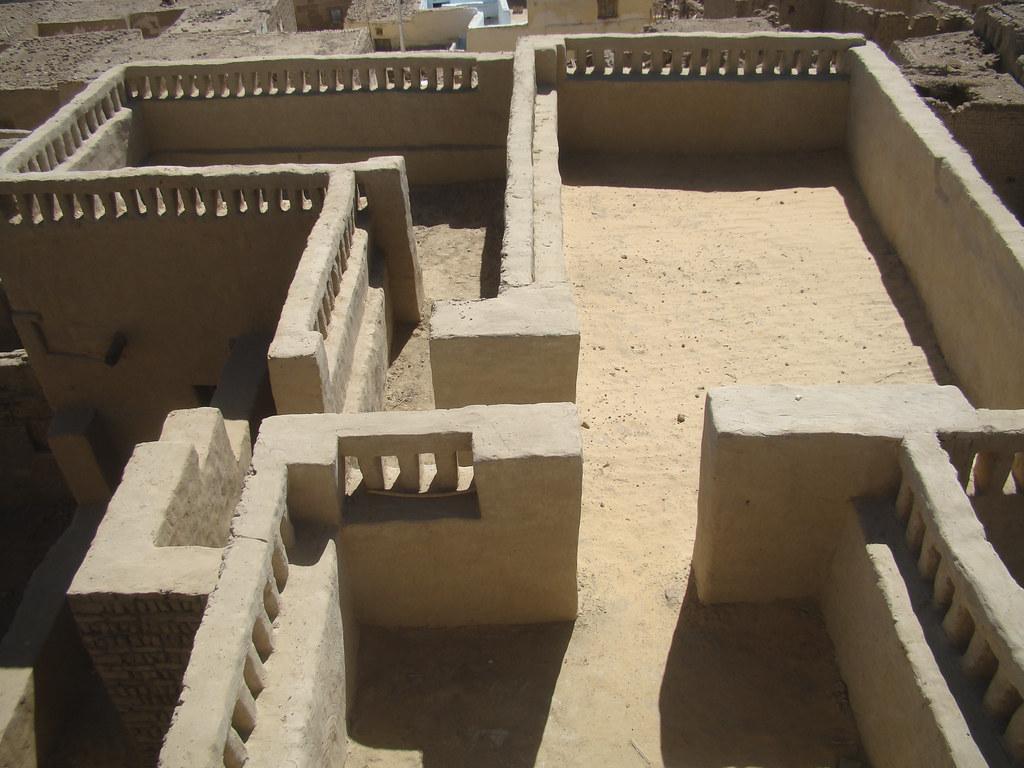 El Qasr Xxix Awib Isaw El Qasr Xxix The Roof Of A