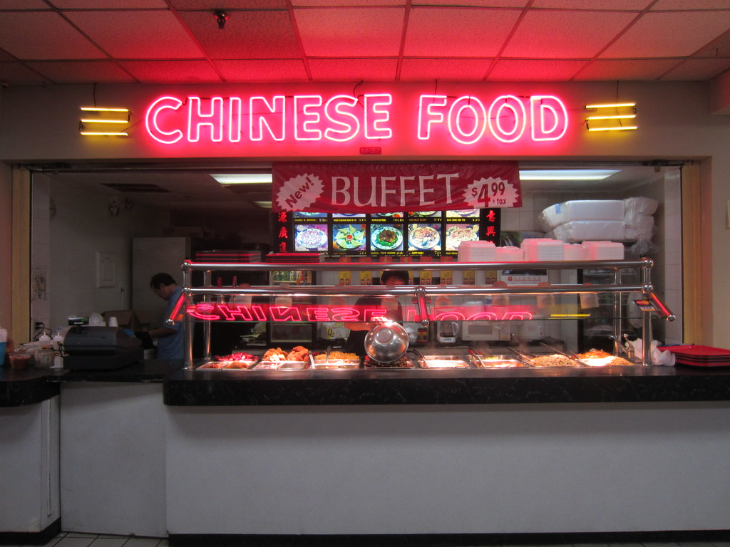 Chinese Food Buffet Prince Geroge