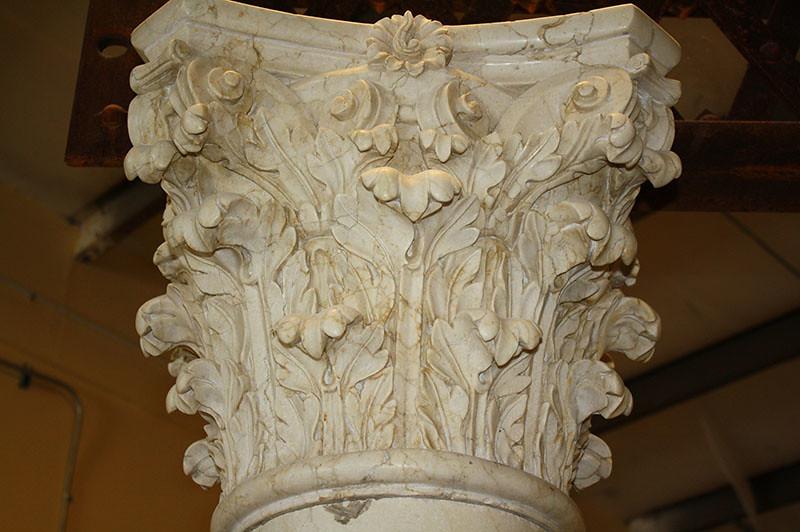Columns stone hand carved custom sarasota bradenton florid