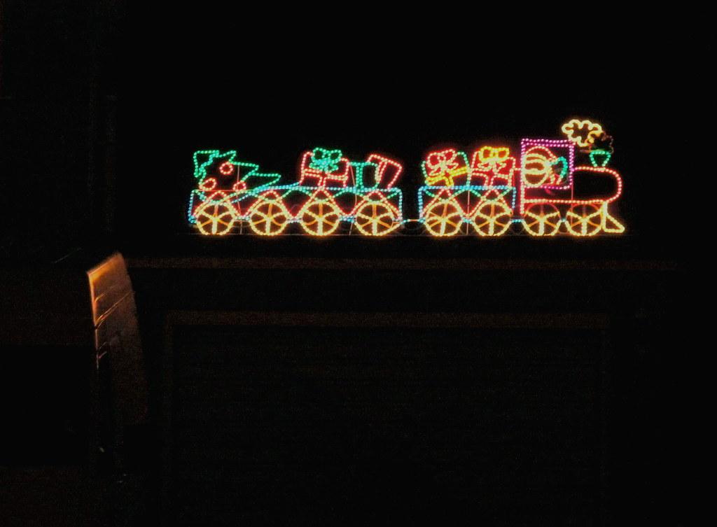 Garage Christmas Decorations