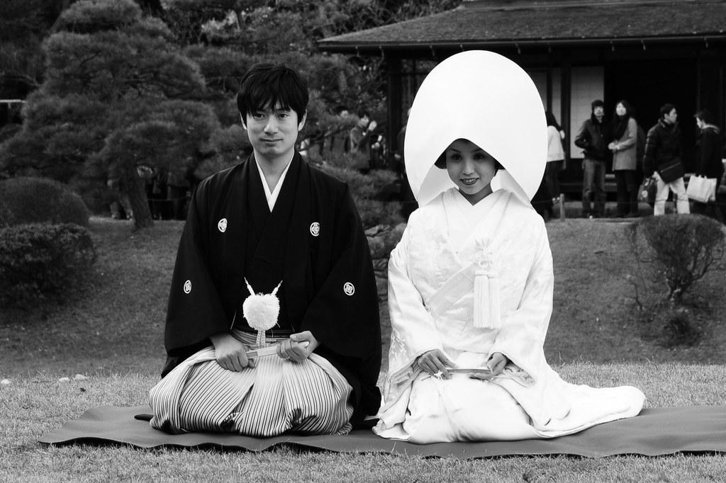Traditional Japanese Wedding Attire