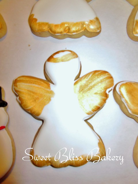 Angel cookies | Flickr - Photo Sharing!