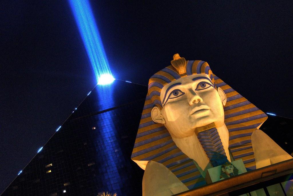 Luxor Las Vegas Sky Beam