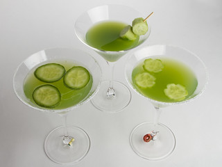Cucumber Martinis 18 | by oskay