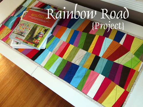 Rainbow Road project | by StitchedInColor