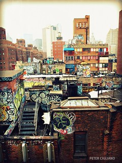 New York City Graffiti | by NYCUrbanScape